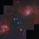 IC405 Region,                                David McClain