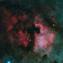 North America Nebula,                                Art Morrison