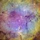 IC 1396 Elephant's Trunk Nebula,                                Manuel