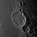 Moon - Posidonius, ZWO ASI290MM, 20200907,                                Geert Vandenbulcke