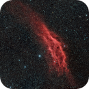 NGC 1499 - California Nebula,                                Frank Breslawski