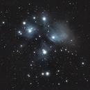 M45 Pleiades,                                Allan Alaoui
