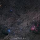 Crux and Carina - a Panorama of Stars and Nebulae,                                Gabriel R. Santos (grsotnas)