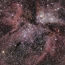 Eta Car Nebula NGC 3372,                                Carlos Taylor