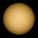 The sun, 27.04.2021,                                Uwe Meiling