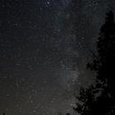 Voie Lactée dans le triangle noir du Quercy (Concots),                                Sagittarius_a