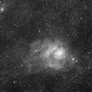 M8 in white light, single frame,                                brucev