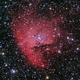 The Pacman nebula,                                Edoardo Luca Radi...