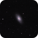 M64 Black Eye Galaxy,                                richbandit