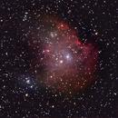 "NGC 2174 nebulosa ""Testa di Scimmia"",                                Giuseppe Nicosia"