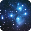 M45 Pleiades,                                Thorsten