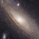 Andromeda Galaxy - M31,                                Hasan Oktay ÖNEN