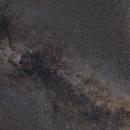 A Kielder Milky Way,                                jamesastro