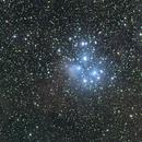 M45 widefield,                                Richard Muhlack