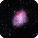 M1 - Crab Nebula,                                David Andra