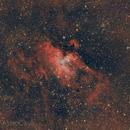 M-16 Nebulosa del Águila (Eagle Nebula),                                AstroCava