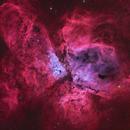 NGC3372 - The Great Carina Nebula (Eta Carinae) 2017,                                Oliver Czernetz