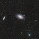 Bode's Galaxy,                                apaps