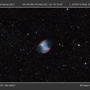 Dumbbell Nebula (M27),                                Radek Kaczorek