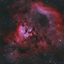 NGC 7822 / Sh2-171,                                John Travis