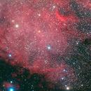 NGC6996,                                JachBlak
