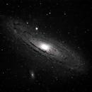 M31 - Andromeda Galaxy,                                Kyle Anthony