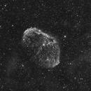 NGC6888 Ha,                                Tiflo
