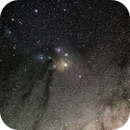 Antares and the head of Scorpius,                                Astro_Anarchy