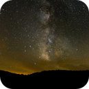Milky Way over Spruce Knob Lake,                                Paul Cimino