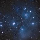Pleiaden M45,                                Gerald Kerschbaumer
