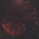 IC 443 Jellyfish Nebula,                                Jason Rudduck