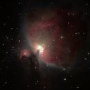 "M 42, ""Orionnebel"" im Sternbild des Orion,                                Stupka"