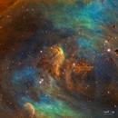 The Core of IC2944,                                Fernando Qi Yang