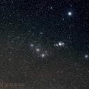 Orion Constellation 50mm (Reprocessing),                                Gabriel R. Santos (grsotnas)
