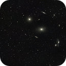 M84, M86, The Great Galactic Face, The Eyes, Markarian's Chain,                                John Richards