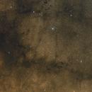 Pipe Nebula,                                Jari Saukkonen