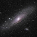 Galaxia de Andromeda (M31),                                Chesco Carbonell