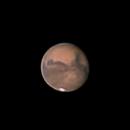Mars from 26th of September,                                Riedl Rudolf