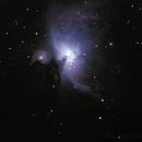 M42 - Great Orion Nebula,                                TeamHawkins