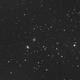 NGC 5216 & NGC 5218 avec leur pont de matière,                                FranckIM06