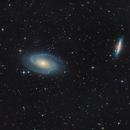 M81-M82 Galaxy,                                Nagy Berta László