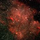 Prima prova foto deep sky Nebulosa Nord America,                                Enrico Benatti