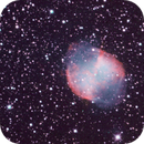Dumbbell Nebula,                                Chris Ryan