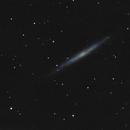 NGC4244 galassia a spirale,                                Giuseppe Nicosia