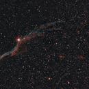 Western Veil Nebula,                                Kobrastro