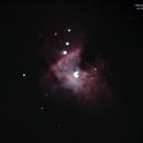 Orion Nebula,                                Brenner Alves Dam...