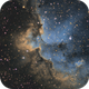 A Closer Look at the Wizard Nebula,                                Mason Steidle