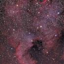 NGC 7000,                                MarkusB
