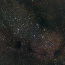 M 24 Small Sagittarius Star Cloud,                                Mahmange