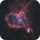 The Heart Nebula,                                Marta Seidler